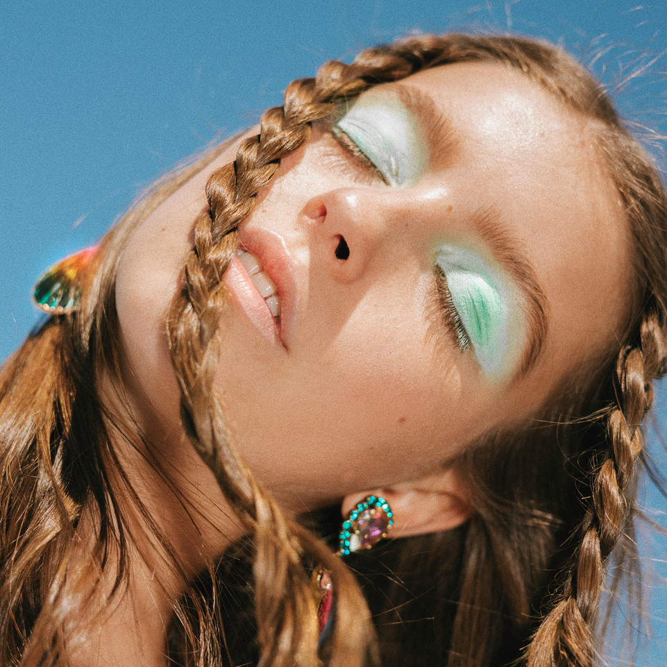 Photography: Jessica Ruscoe Model: Chloe Pearce Hair Stylist: Ash Croker