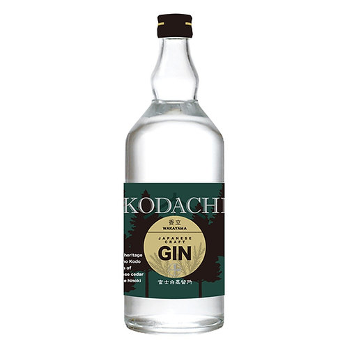 KODACHI Japanese Craft Gin