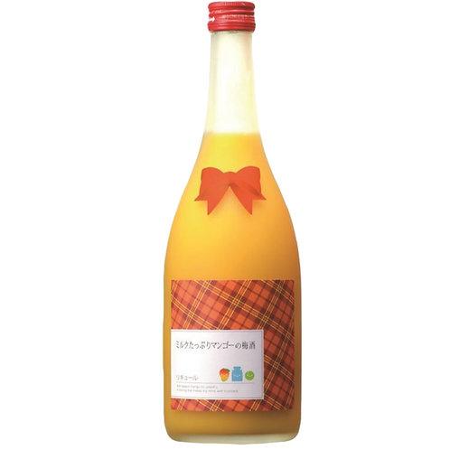 Milk Tappuri Mango no Umeshu