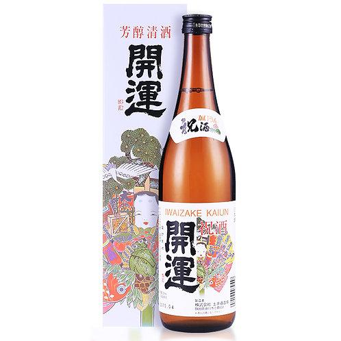 Kaiun Tokuhon Iwaizake Honjouzo