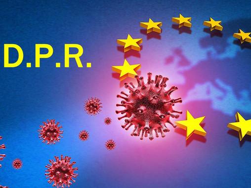 GDPR al tempo del Coronavirus: è d'obbligo aggiornarsi