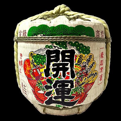 Kaiun Tokuhon Iwaizake Honjouzo (1.8L Mini Barrel)