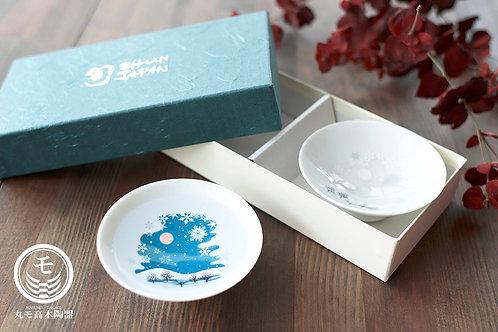 Hirahai Snowflakes (Set of 2 Pcs)