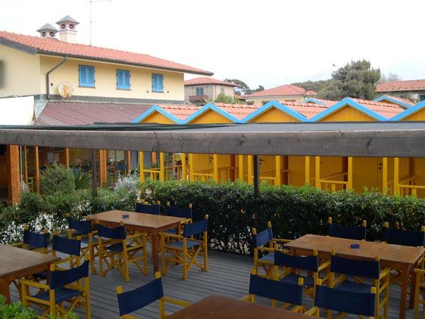 L'area ristorante
