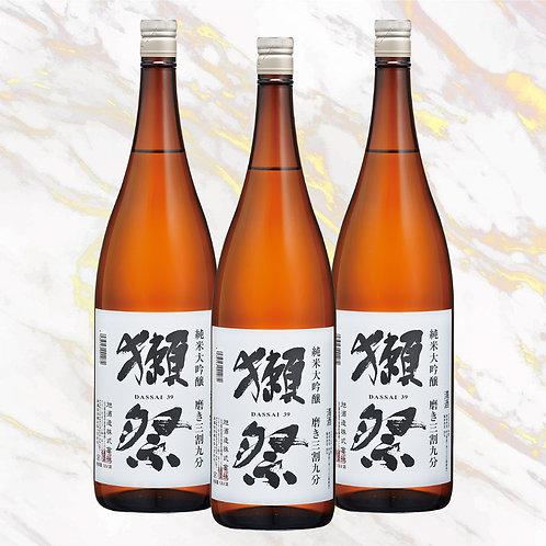 Dassai 39 1.8L (Bundle Set of 3 Bottles)