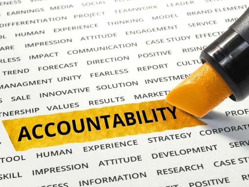 Cosa significa Accountability?