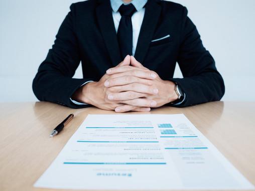 Attenzione ai questionari per le candidature di lavoro: il rischio di violazione GDPR è alto!