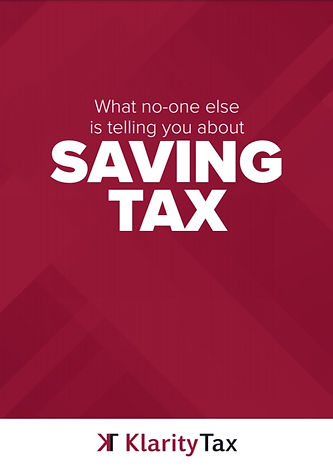 saving tax guide