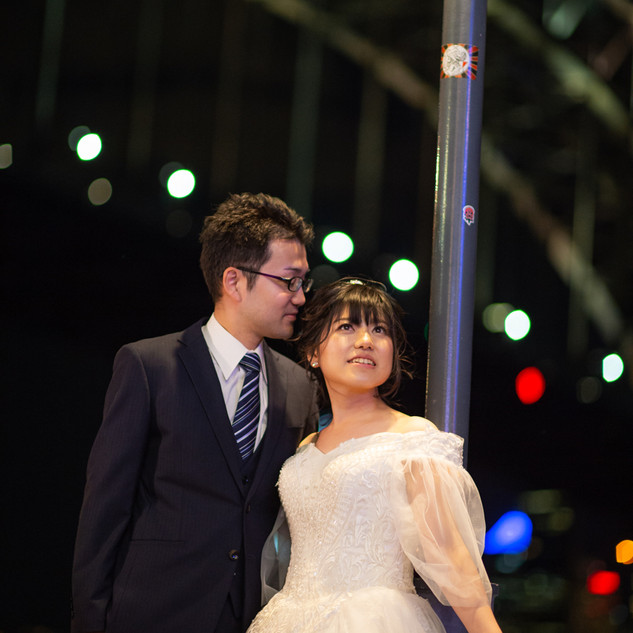 Satoru & Tomoko