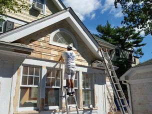 5 Reasons For A New Exterior Paint Job
