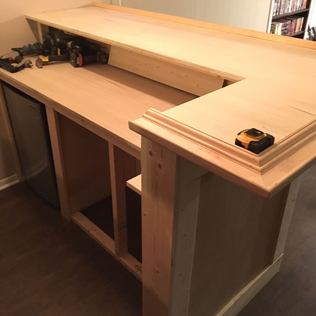 Custom bar project for our good friends Mr & Mrs Labella _bigcountry1968 _jesslabella_0207 _jeremias