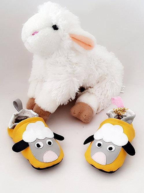 Chaussons Mouton