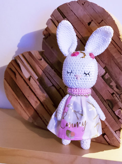 Petite poupée Lapine