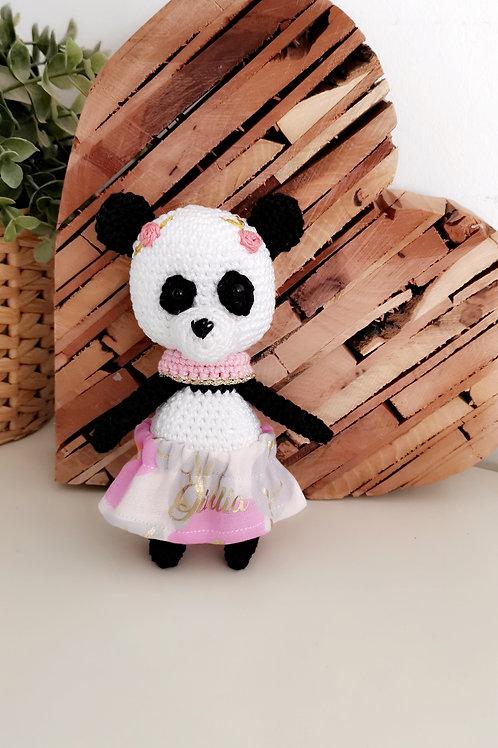 Petite poupée Panda