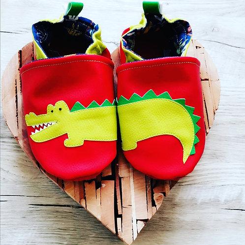 Chaussons Crocodile