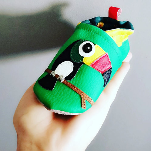 Chaussons Toucan