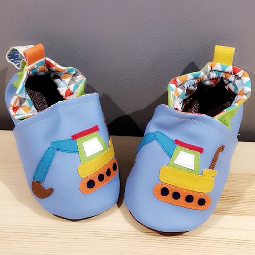 Chaussons Tractopelle