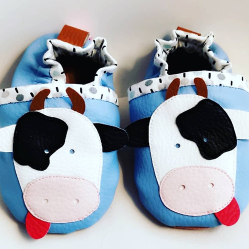 Chaussons Vaches