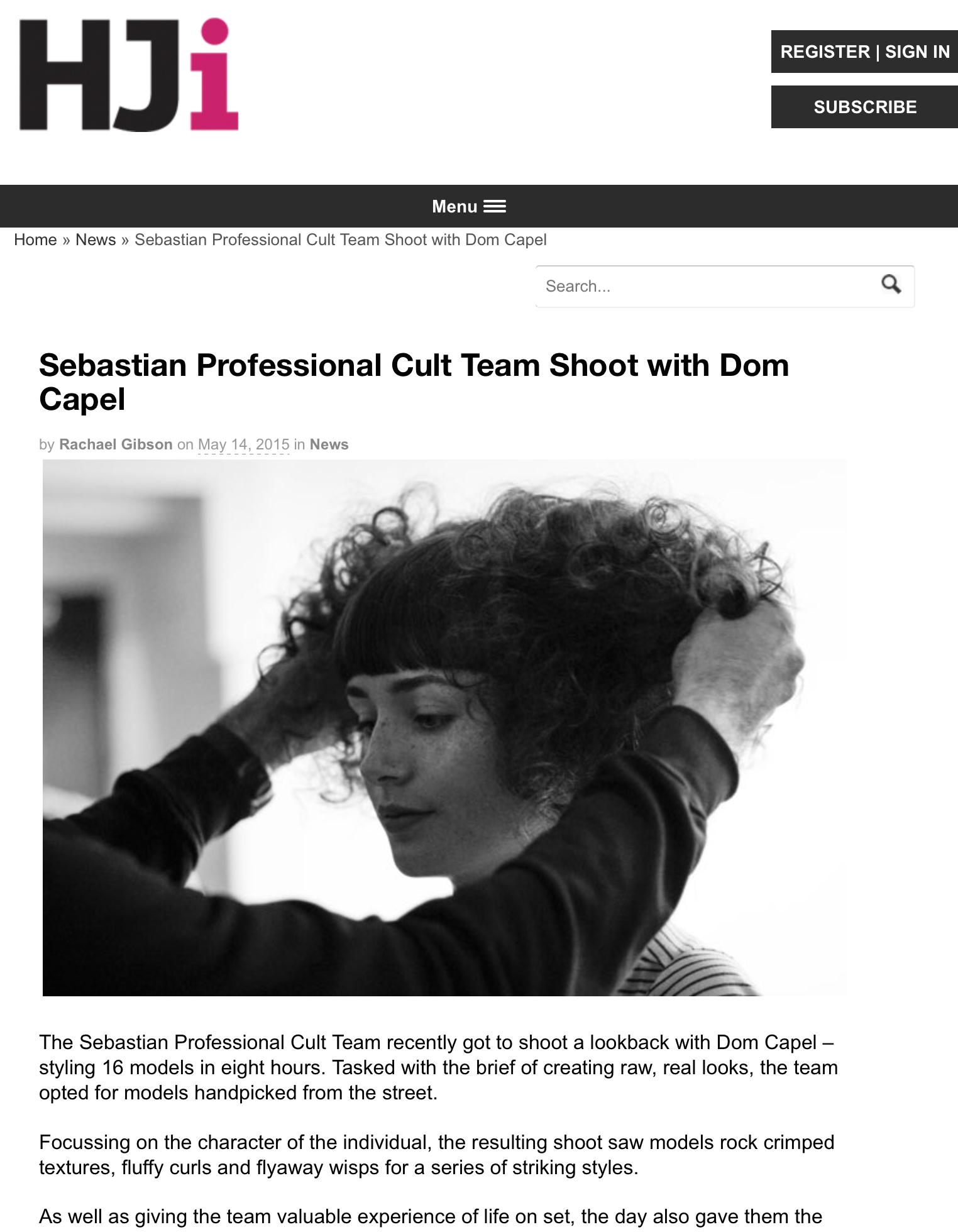 HJi / Sebastian Professional