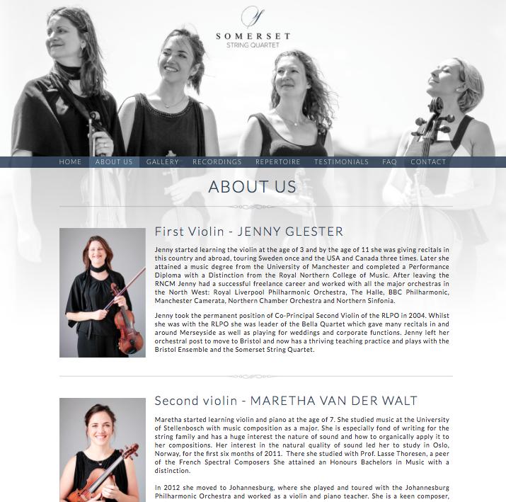 Somerset String Quartet