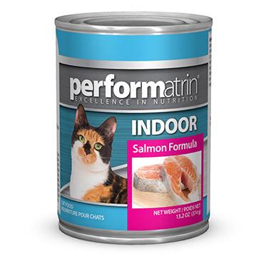 Performatrin Indoor Salmon Cat Food Canned Mysite