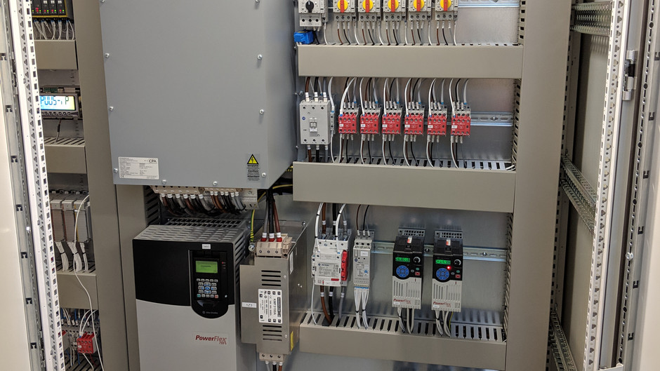 Gas Seperator Control