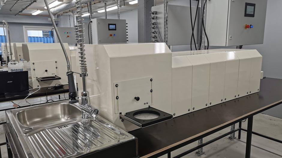 Sample Processing Machines