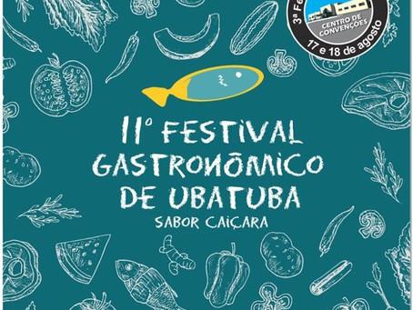 11º Festival Gastronômico de Ubatuba