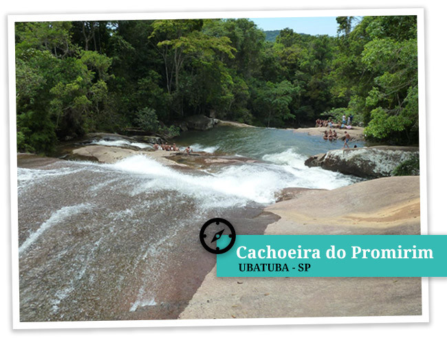 cachoeira do Promirim