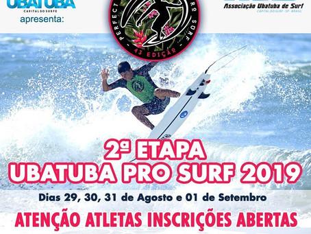 Perfect Waves Ubatuba Pro Surf 2019