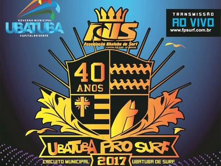 Campeonato Municipal de Surf Ubatuba 2017