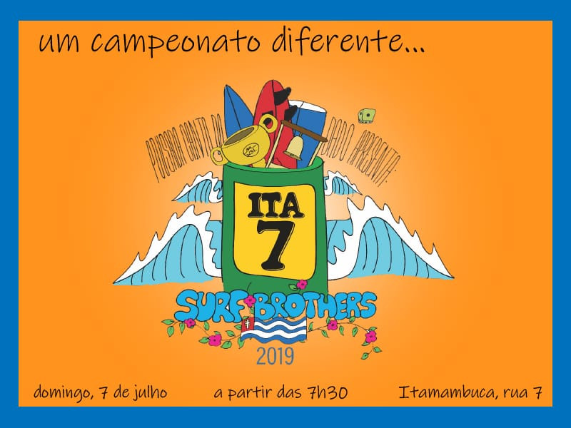 ITA 7 SURF BROTHERS