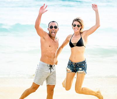 4 bons motivos para viajar à praia