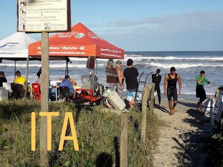 Ita 7 Surf Brother´s: celebração do surfe entre amigos; segunda edição