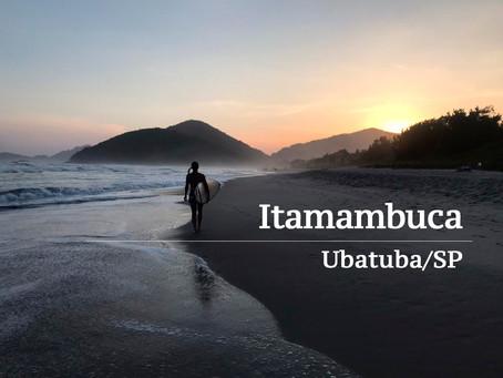 Itamambuca, a praia de Ubatuba que pode se tornar uma Reserva de Surf