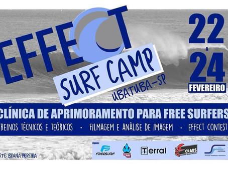 Effect Surf Camp - Ubatuba/SP