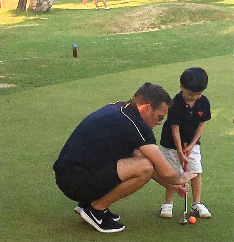 Private Junior Instruction 2 (Up to 12)