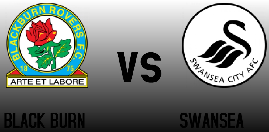 BLACKBURN vs SWANSEA match sure bet prediction - logos
