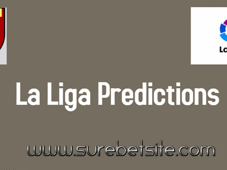 La Liga Predictions Today