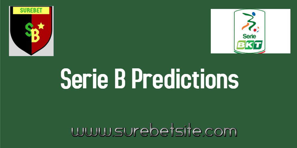 Serie B predictions today