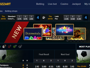 Mozzartbet Jackpot Prediction & Tips