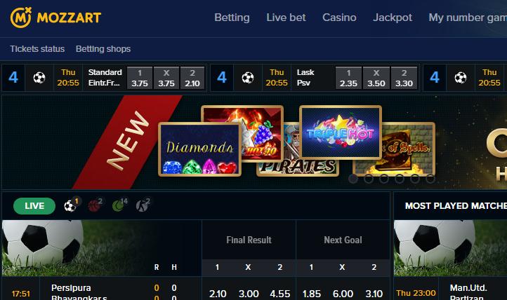 Mozzartbet Jackpot Prediction