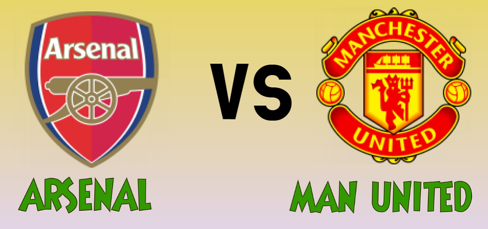 Arsenal vs Man United Mega Jackpot Prediction