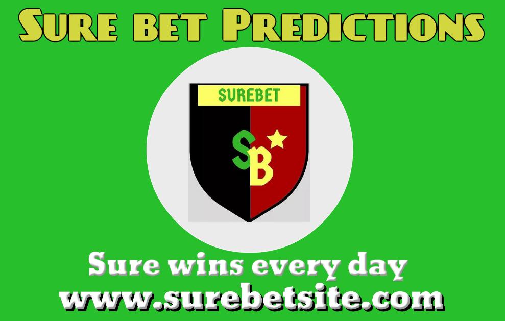 Surebet sure bet prediction banner