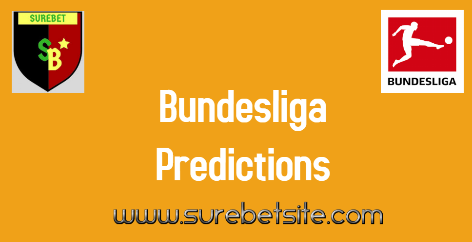 Bundesliga predictions