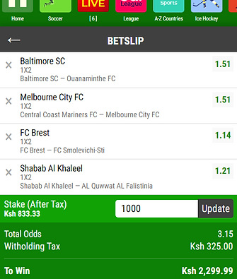 Sportpesa tips today.PNG
