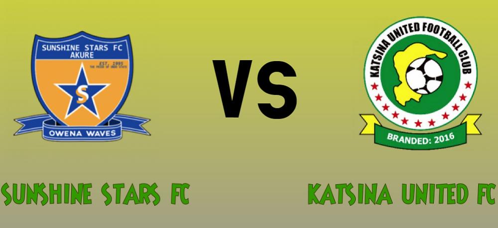 Sure bet prediction for Sunshine Stars FC Vs Katsins United FC game today