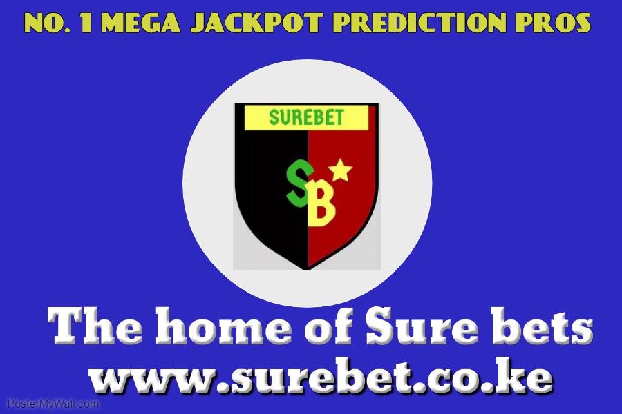 Surebet | Sportpesa Mega Jackpot predictions & analysis this weekend
