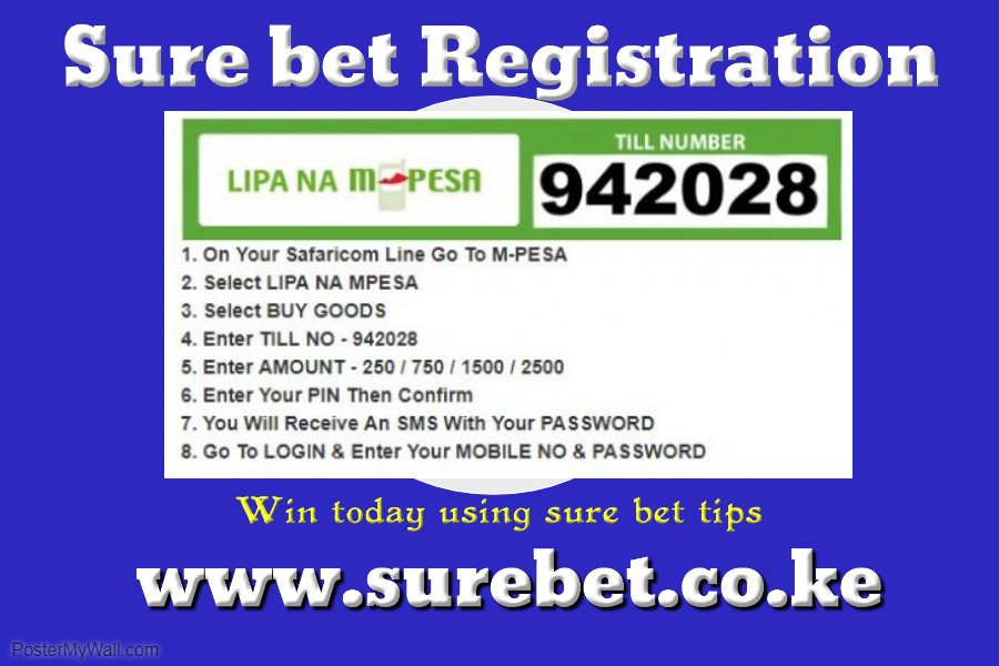 Sure bet prediction banner