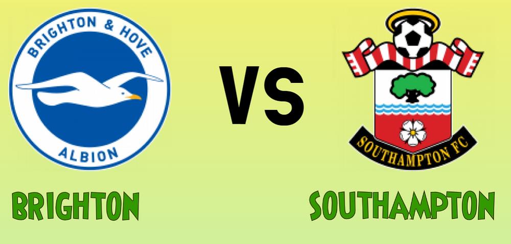 Brighton Vs Southampton sure bet tips - logos
